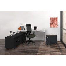 e5 Quickship Typical 13 Desk