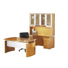 Napoli Series Standard Desk Office Suite