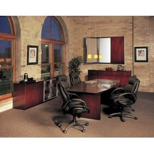 <strong>Mayline Group</strong> Corsica Standard Desk Office Suite