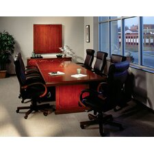 <strong>Mayline Group</strong> 14' Toscana Rectangular Conference Table