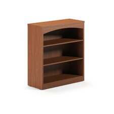 Brighton 3-Shelf Bookcase