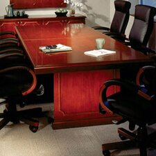 <strong>Mayline Group</strong> 12' Toscana Rectangular Conference Table
