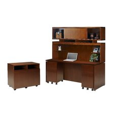 Stella Typical Standard Desk Office Suite 13