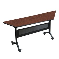 Flip-N-Go Trapezoid Training Table