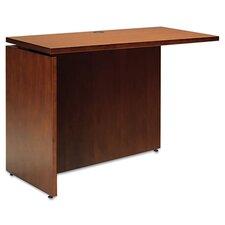 "Stella Series Universal 27"" H x 51"" W Left Desk Return"