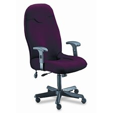 <strong>Mayline Group</strong> Comfort Series Executive High-Back Chair