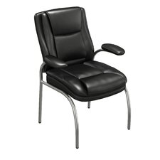<strong>Mayline Group</strong> Ultimo Eco-Leather Guest Chair