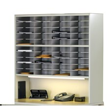 Mailroom 2-Tier 40 Pocket Riser Sorter