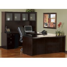 Mira Series U-Shape Executive Desk Typical #10