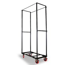 Event Folding Chair Stack Cart