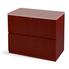 Luminary Series 2 Drawer Lateral File