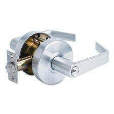 Master Storeroom Lever with Bump Stop