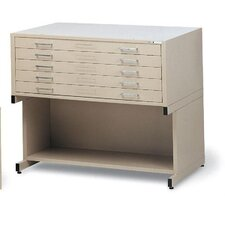 <strong>Mayline Group</strong> Five Drawer C File