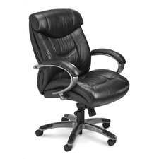 <strong>Mayline Group</strong> Ultimo Executive Mid-Back Chair