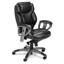 <strong>Mayline Group</strong> Ultimo Mid-Back Office Chair with Arms