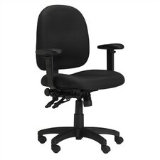 AVA TC2250 Mid-Back Task Chair with Arms