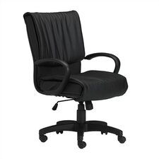 <strong>Mayline Group</strong> Mid-Back Office Chair with Arms
