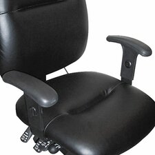 Adjustable arms for chair