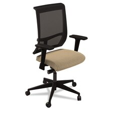 <strong>Mayline Group</strong> Mid-Back Mesh Task Chair with Arms