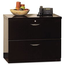Mira Series 2-Drawer Lateral File