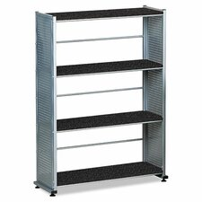 Eastwinds Accent Shelving 4 Shelves Bookcase