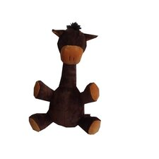 Horse Plush Dog Toy