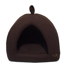 <strong>Best Pet Supplies</strong> Corduroy Cabana Dog Dome