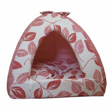 <strong>Best Pet Supplies</strong> Leaf Tent Dog Dome