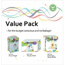 Puppy Pad Value Packs