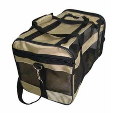 <strong>Best Pet Supplies</strong> Oxford Duffel Pet Carrier