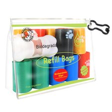 Biodegradable Refill Bag (Set of 240)