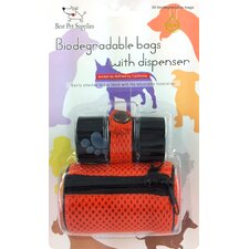 <strong>Best Pet Supplies</strong> Dispenser with 30 Refill Bags