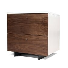 Roh 2 Drawers Nightstand