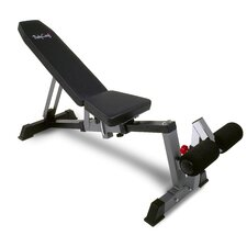 Flat/Incline/Decline System Bench