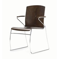 Zag Stacking Chair (Arc with Line)