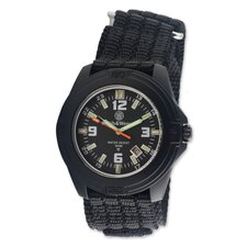 <strong>Smith & Wesson</strong> Soldier Men's Tritium H3 Round Face Watch