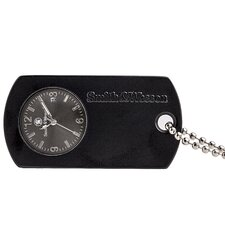 Dog Tag Watch