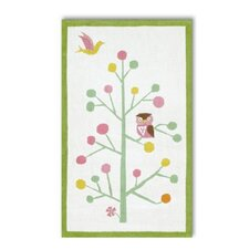 Owl Tree Kids Rug