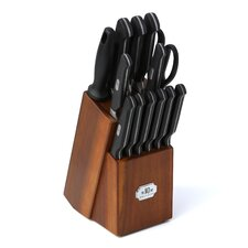 Signature Cutlery 14 Piece Cutlery Block Set