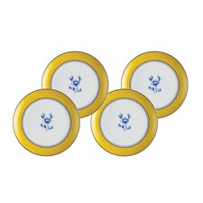 "Signature Spring Prelude 9.5"" Salad Plates (Set of 4)"