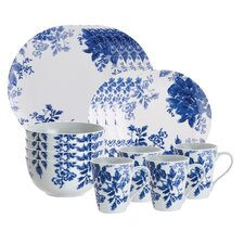 Signature Dinnerware Tatnall Street 16 Piece Dinnerware Set