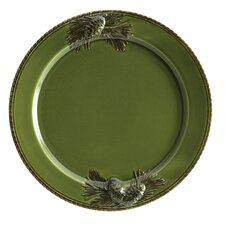"Signature Southern Pine 12"" Round Platter"