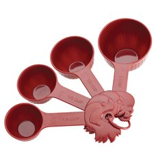 Signature Kitchen Tools 4-Piece Measuring Cup Set