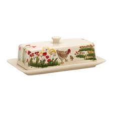 Signature Southern Rooster Butter Dish