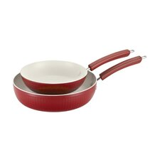 Savannah 2 Piece Non-Stick Skillet Set