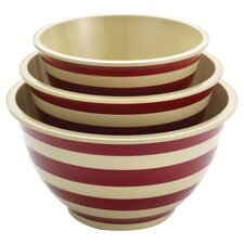 3 Piece Signature Pantryware Mixing Bowl Set