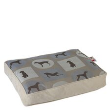 William Wegman Posey Moonlight Dog Pillow