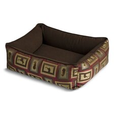 Bumper Style Show Donut Dog Bed