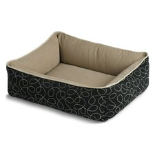 <strong>Crypton</strong> Bumper Style Loopy Donut Dog Bed