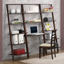 Arlington Bookcase with Desk